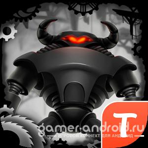 Robot Rush for Tango