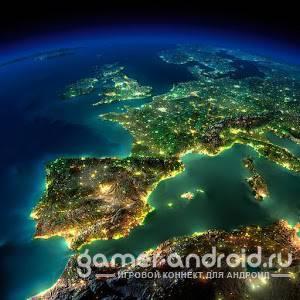 Спутник Земли Live Wallpaper