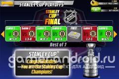 Big Win NHL - хоккей