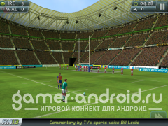 Rugby Nations 13 - регби для android