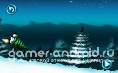 Christmas Snow Racing - новогодние гонки на андроид