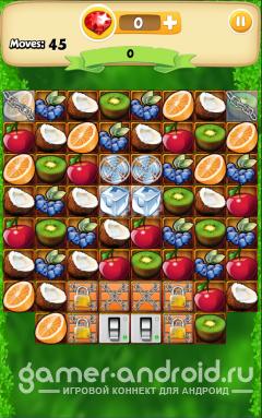 Fruit Bump - Фруктовый удар