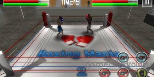 Boxing Mania 2 - бокс
