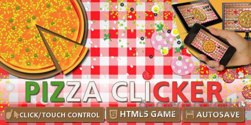 Pizza Clickers - Тыкай в пиццу