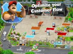 Gas Station - Rush Hour!