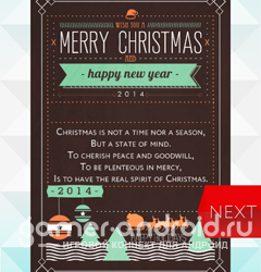 Christmas Mail Cards