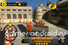 Construction Parking 3D Truck