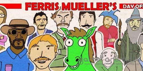 Ferris Mueller's Day Off - День Ферриса Мюллера