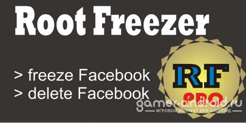 Root Freezer Pro
