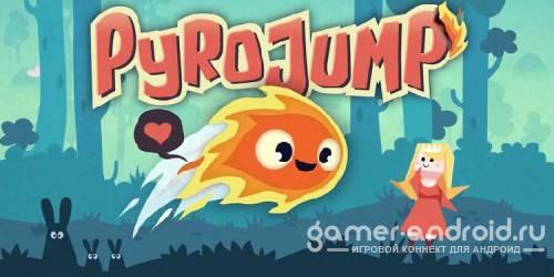 Pyro Jump - Огонек Прыг-скок