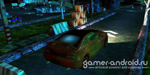 The parking dead