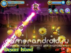 Miner Island - Остров золотоискателей