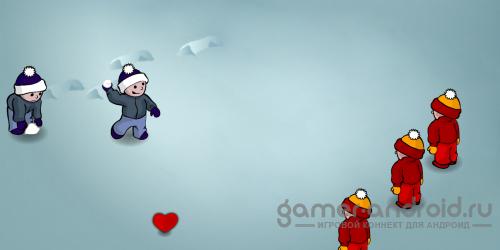 Mischievous Snowballs - Снежки