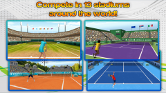 First Person Tennis World Tour