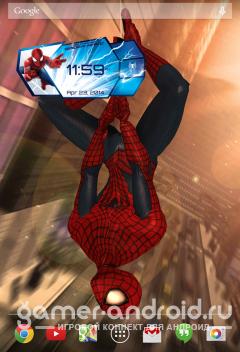 Amazing Spider-Man 2 Live WP - Новый Человек-паук 2 Живые обои