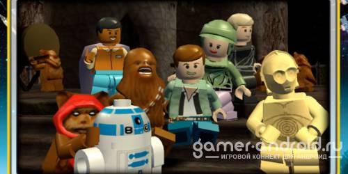 LEGO® Star WarsTM: The Complete Saga