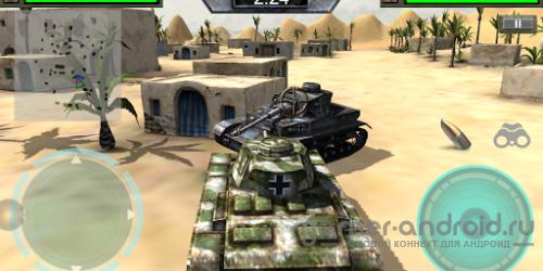 War World Tank 2 Deluxe