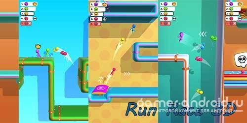 Run Race 3D – Паркур