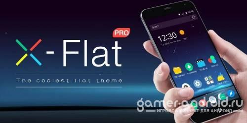 X-Flat - бизнес тема