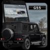 Тема с Гелендвагеном G55 AMG на Андроид