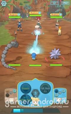 Pokémon Masters (Покемон Мастер) на Андроид