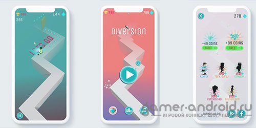 Diversion - Endless Running Game